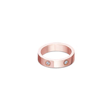 Load image into Gallery viewer, Modern Essentials - Rose Gold Ring - Crowned