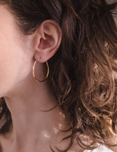 Load image into Gallery viewer, Modern Essentials - Empire Hoops Earrings