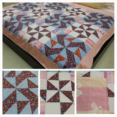 Patchwork Quilts & Blankets