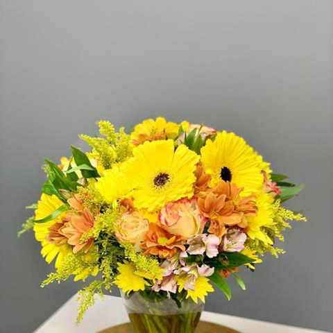 Orange and Yellow Bouquet