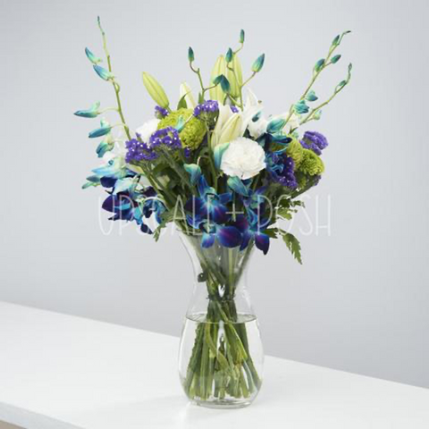 Upscale and Posh Simply Beautiful Bouquet