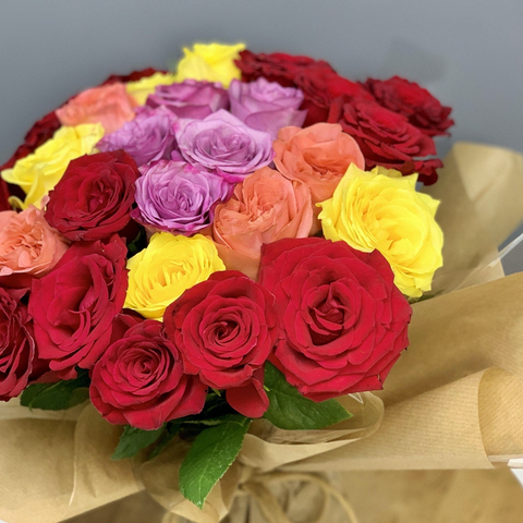 Luxury Mixed Roses