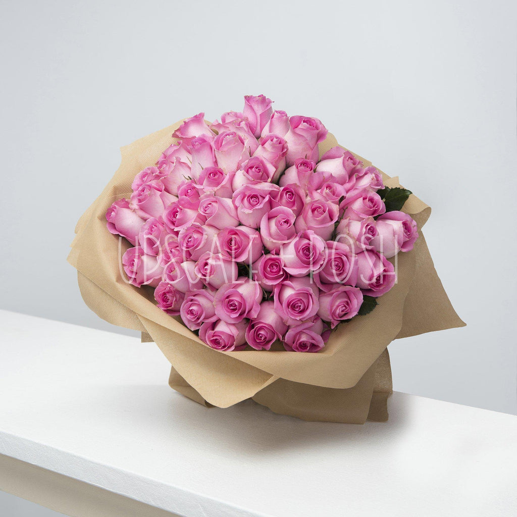 50 Reasons - Upscale and Posh - Same Day Flower Delivery Dubai