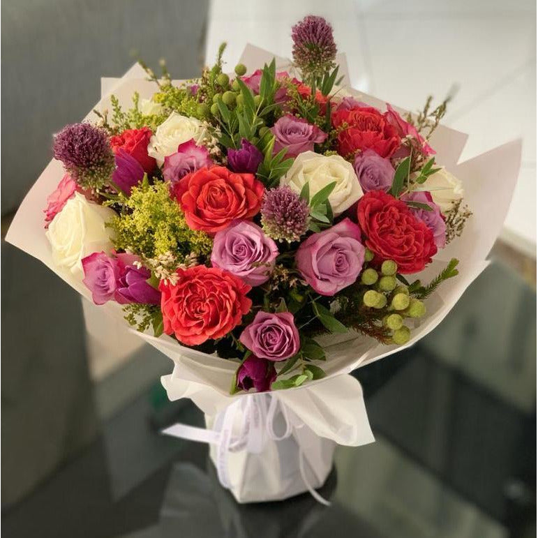 Bohemian Sonnet - Upscale and Posh - Same Day Flower Delivery Dubai