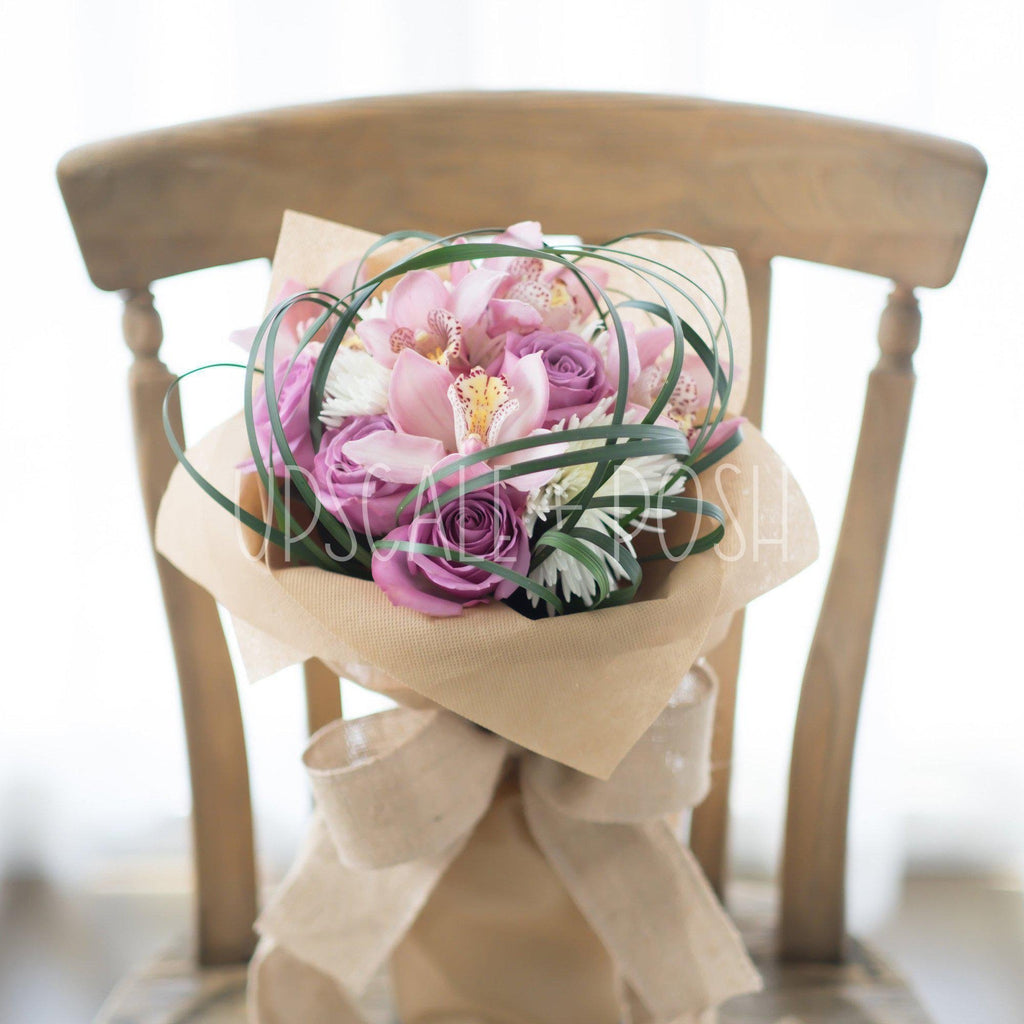 Classic Elegance Bouquet - Upscale and Posh - Same Day Flower Delivery Dubai