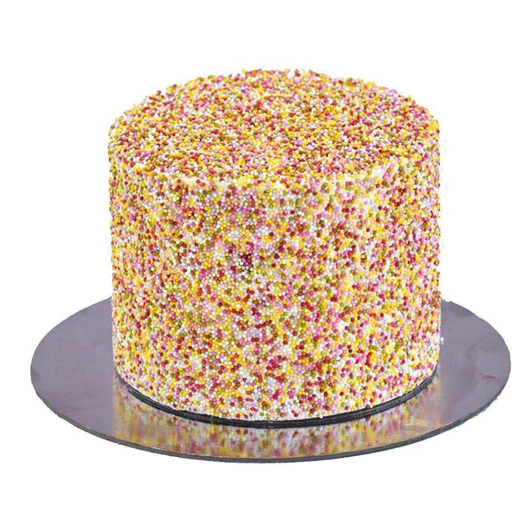 Full Sprinkles Cake - Upscale and Posh - Same Day Flower Delivery Dubai