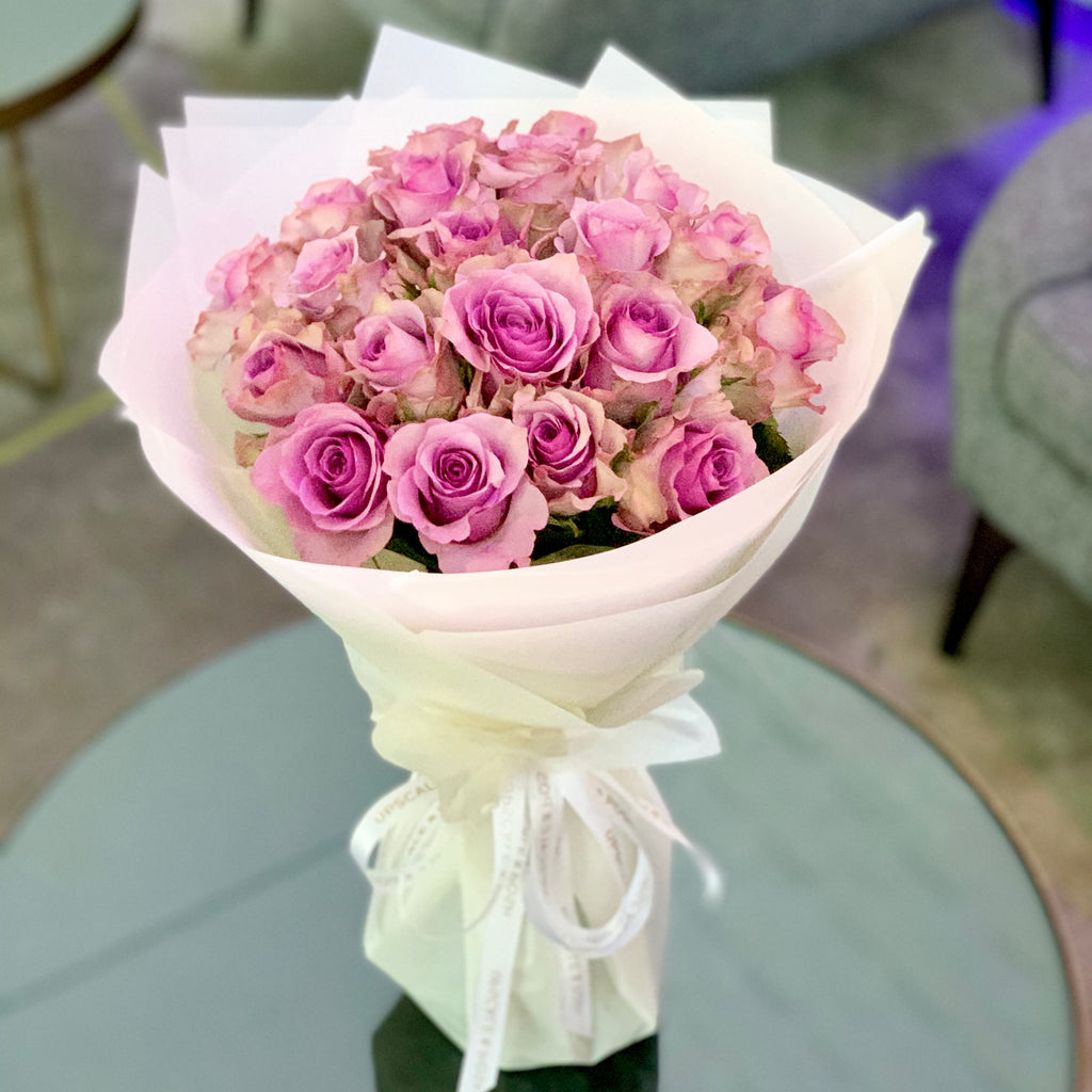 Luxury Purple Roses