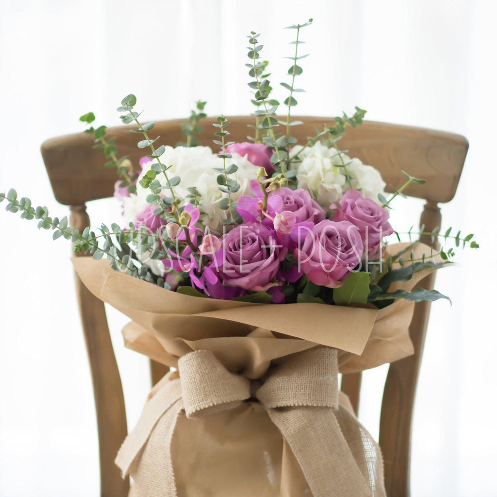Majestic Essence Bouquet - Upscale and Posh - Same Day Flower Delivery Dubai
