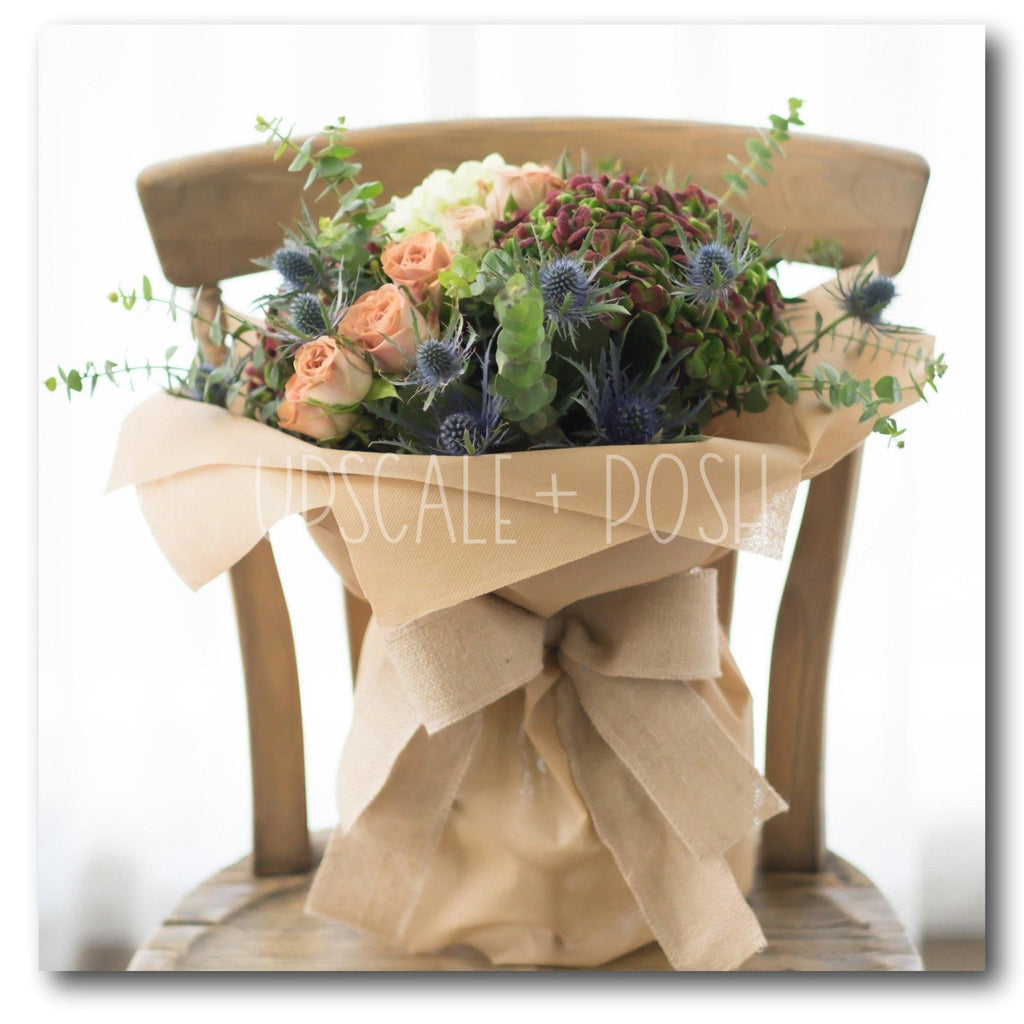 Modern Classic Bouquet - Upscale and Posh - Same Day Flower Delivery Dubai