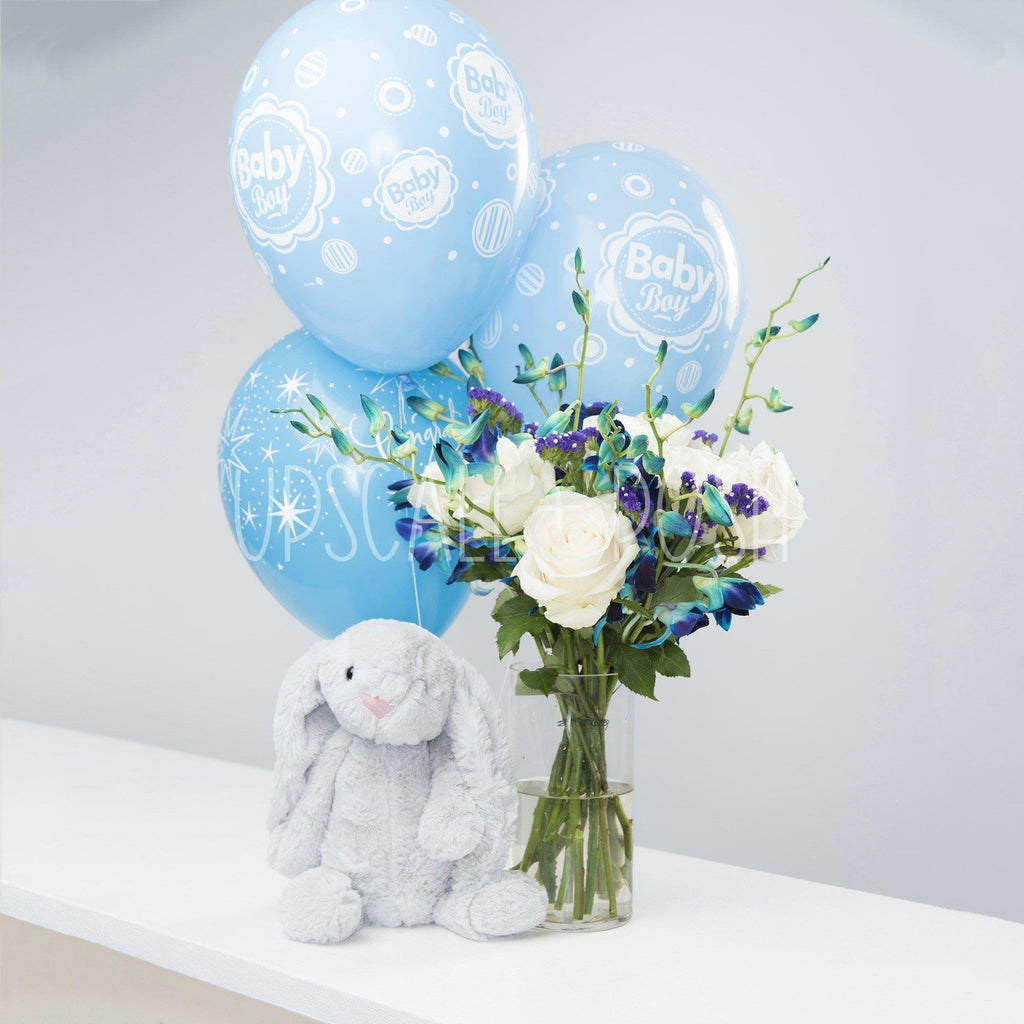 My Boy's Bunny - Upscale and Posh - Same Day Flower Delivery Dubai