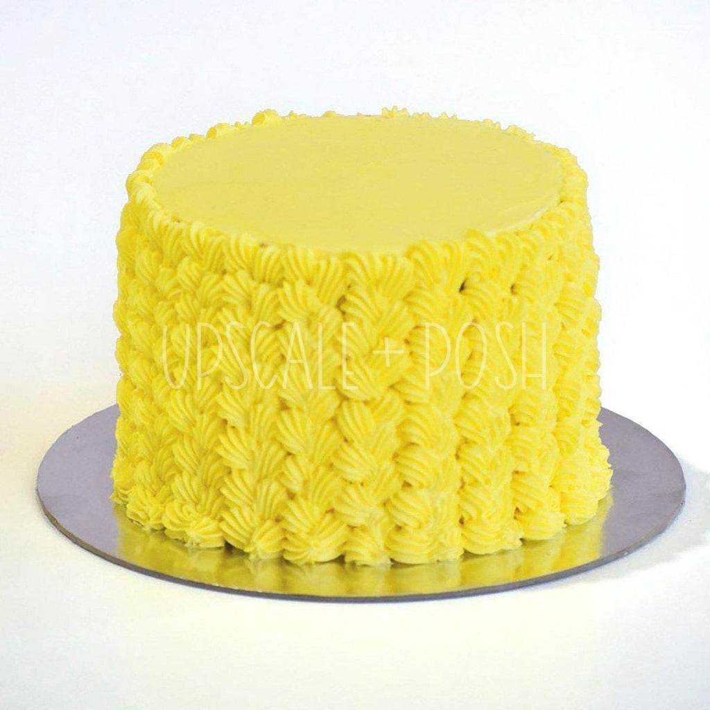 Plait Cake - Upscale and Posh - Same Day Flower Delivery Dubai