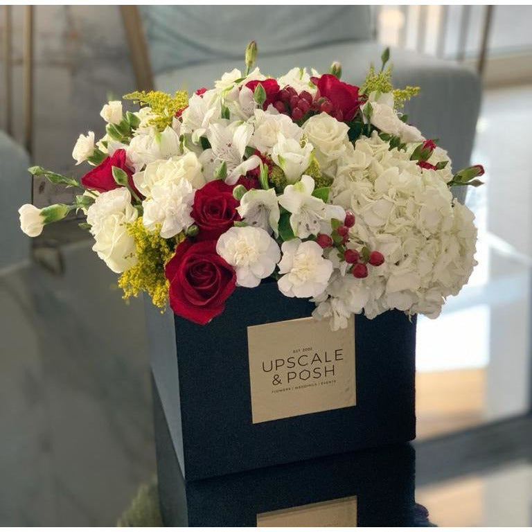Time To Love - Upscale and Posh - Same Day Flower Delivery Dubai