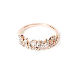 Diamond Mama Ring