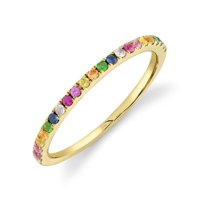 STACKABLE RAINBOW BAND