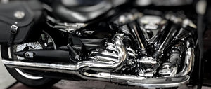 Yamaha Star 1900 (2016) Custom Polished Exhaust