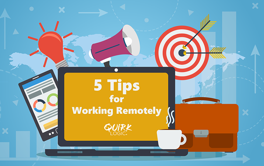 5 Tips for Teams Working Remotely