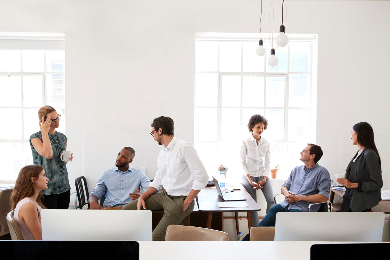 Collaboration in The Millennial Workplace