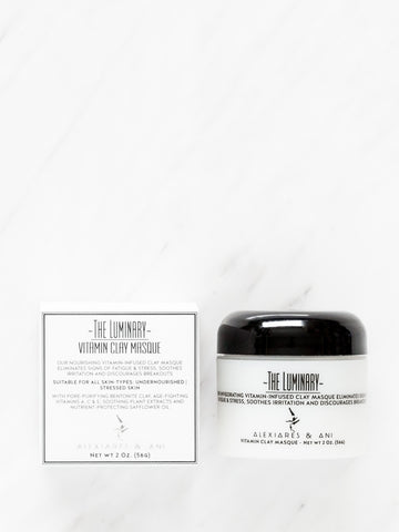 THE LUMINARY - Vitamin Clay Masque