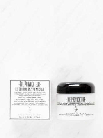 THE PROVOCATEUR - Exfoliating Enzyme Masque