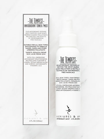 THE TEMPEST - Antioxidant Toner Mist