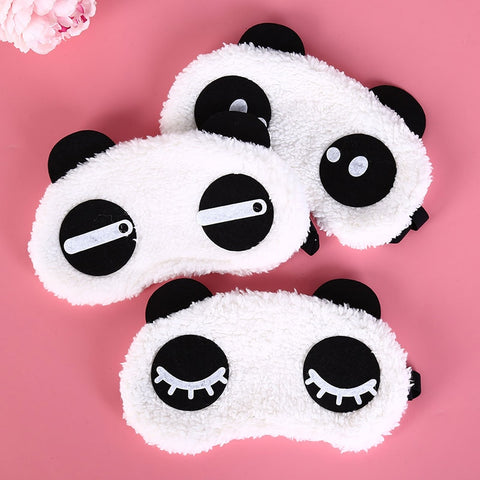 Cute Panda Eye Mask