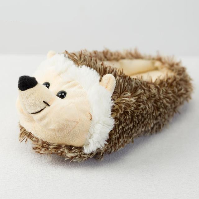Cute Hedgehog Slippers