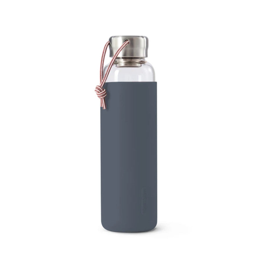 Glass Water Bottle with Silicone Sleeve