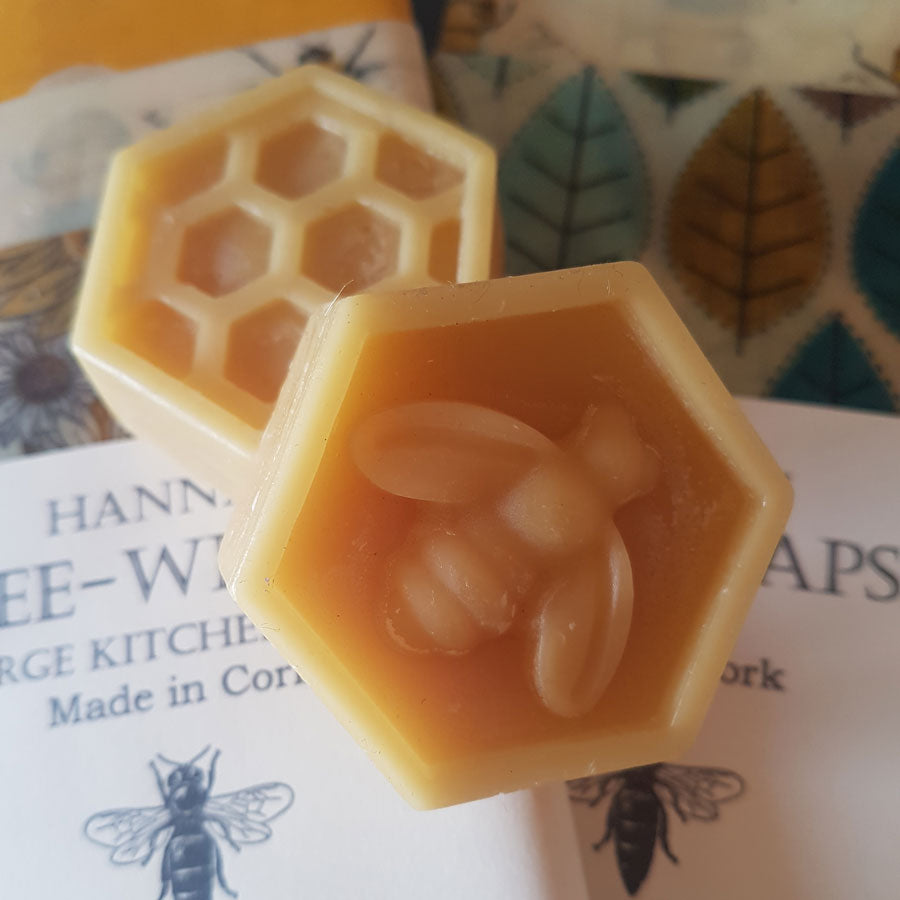Pure Beeswax Bar