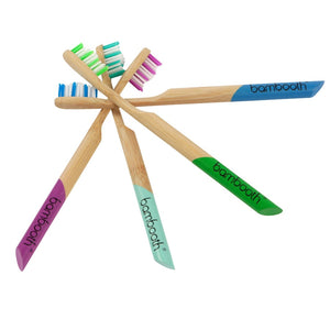 Multipack - 4 toothbrushes