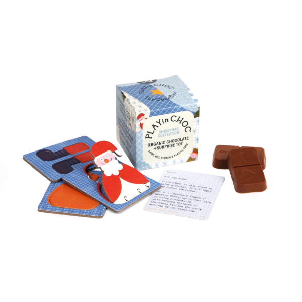Gift Box of 6 chocolate & surprise sets