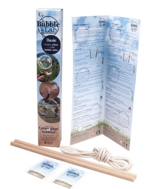 BubbleLab Basic Giant Bubble Kit