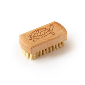 Wooden Nail brush for Kids