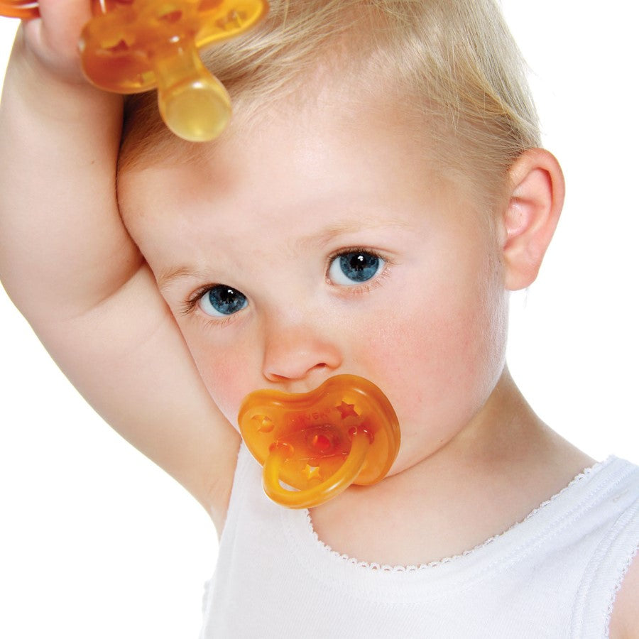 Natural Rubber Soother/Pacifier