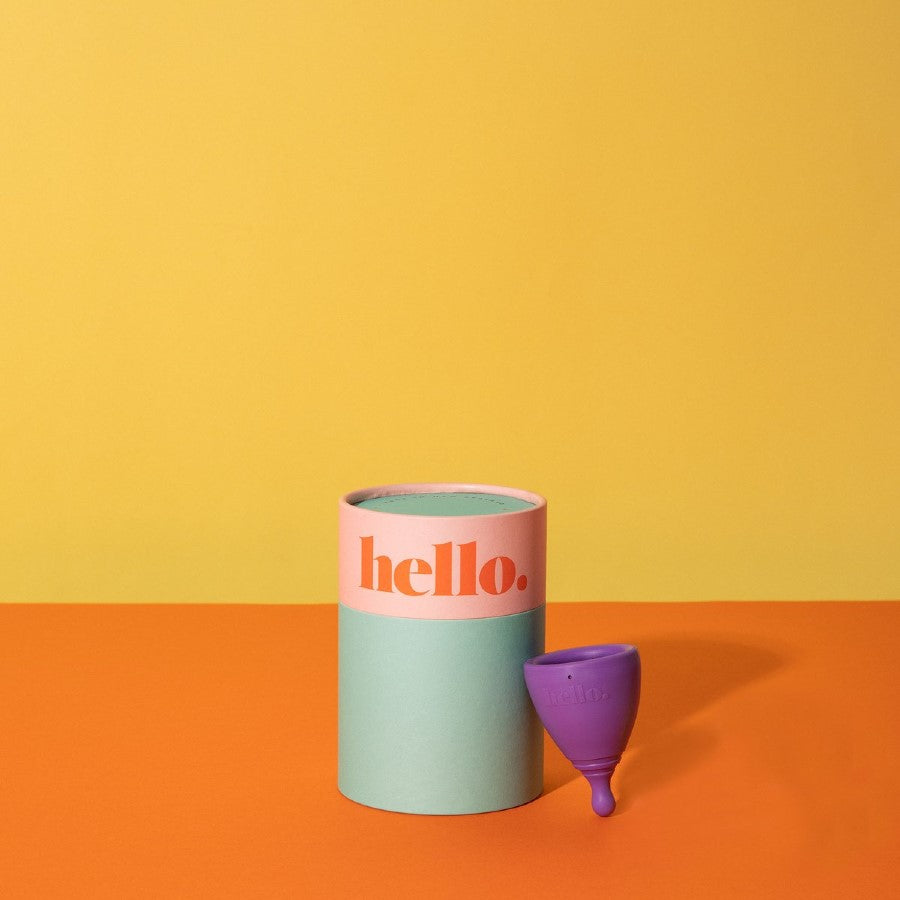 Menstrual Cup - Hello Cup - S/M