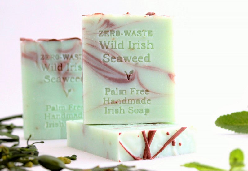 Wild Irish Seaweed Soap