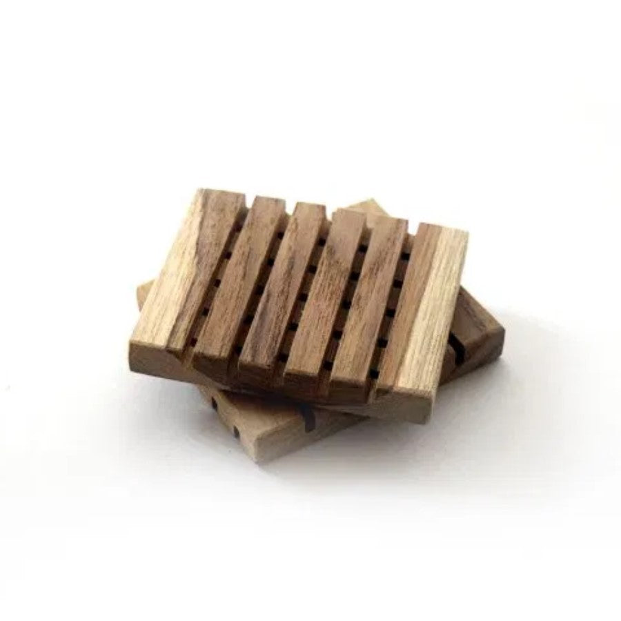 Soap Tray made from Reclaimed Teak