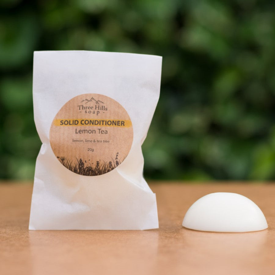 Solid Conditioner Bar - Lemon Tea