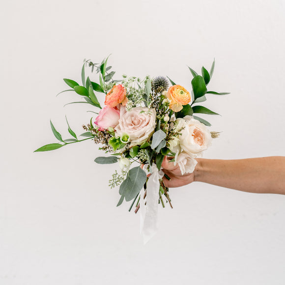 Clutch Bouquet • Bloom Shakalaka • Funky Fresh Flower Shop • Lakeland, FL