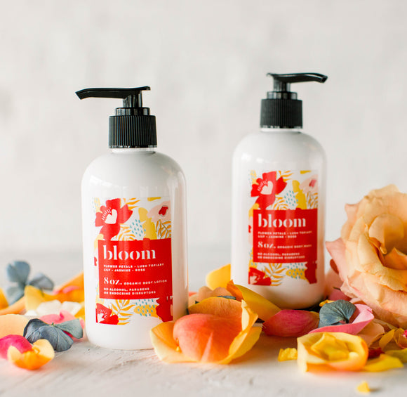 Bloom Hand and Body Wash
