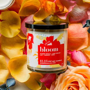 Bloom 50 hour Candle