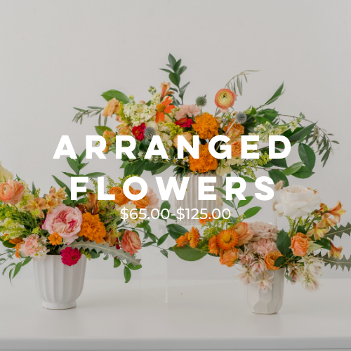 Arranged Flowers