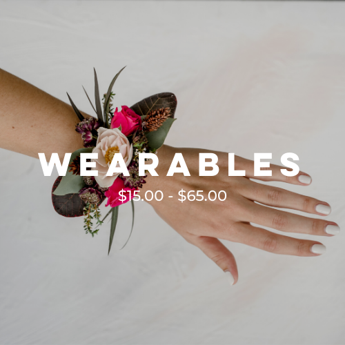 Wearables Flowers