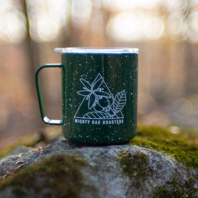Mighty Oak x Miir 12 oz. Camp Cup