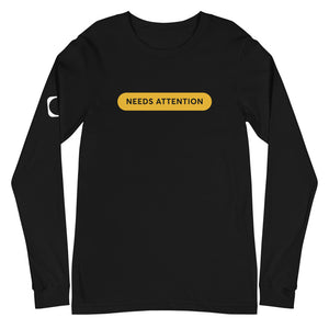 Needs Attention Long-Sleeve