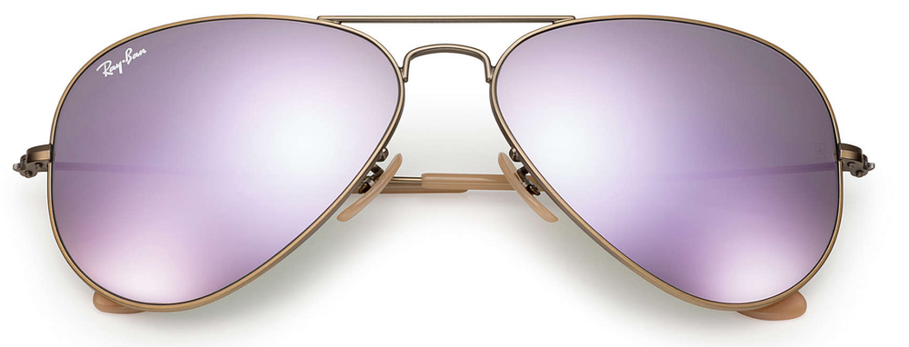Ray-Ban RB3025 Flash Lenses Aviator