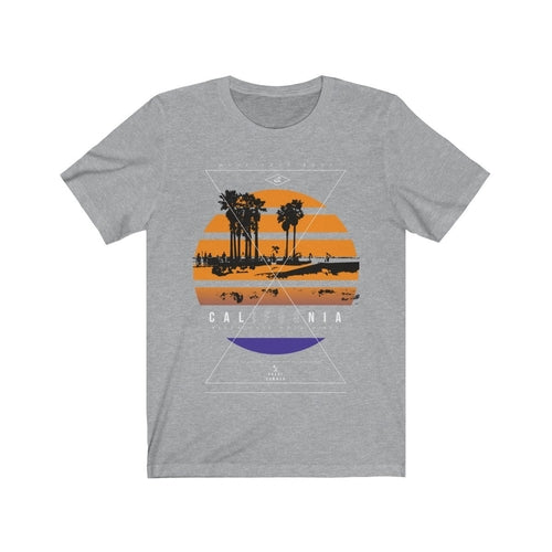 Move Your Body California Short Sleeve