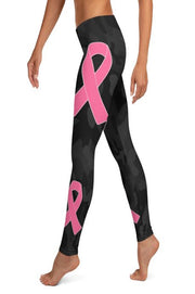 Cancer Awareness leggings Capris & Shorts