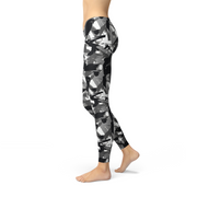 Womens Urban Camo Leggings