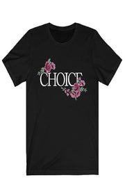CHOICE Jersey Short Sleeve Tee
