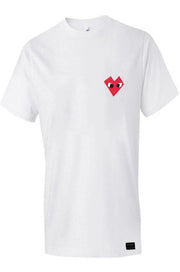 I Heart - Mens White Shirt